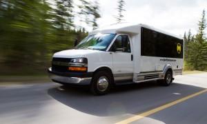 Chevolet Express Van 10 passengers
